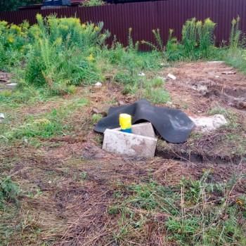Скважина на воду в КП «Дворянское Озеро»
