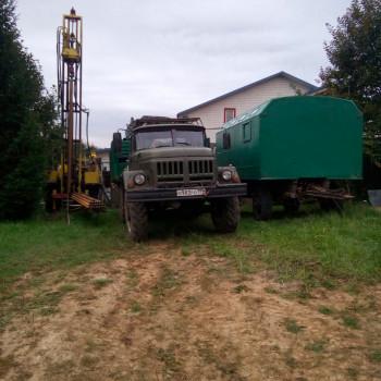 Бурение на воду в д. Ивашково