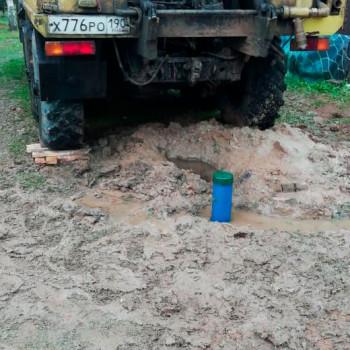 Бурение на воду в ДНП «Красновидово 2»
