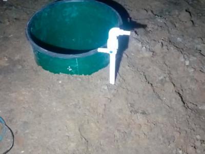 Скважина на воду в КП «Лесной Городок»