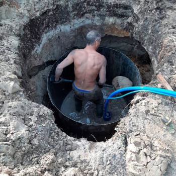 Скважина под ключ в селе Орудьево