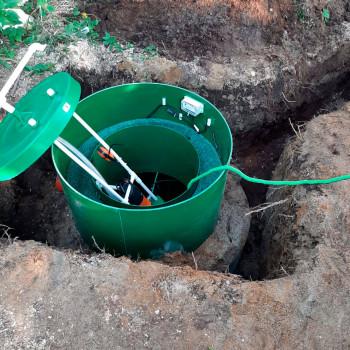 Скважина и септик под ключ в Раменском районе