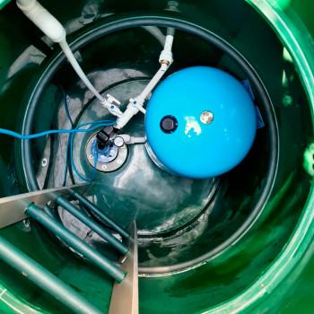 Скважина под ключ в д. Топорково
