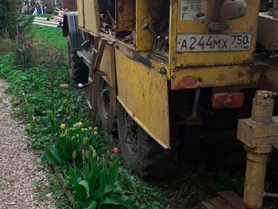 Бурение и обустройство скважины в д. Чаново