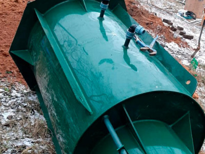 Скважина на воду в ПГТ Тучково