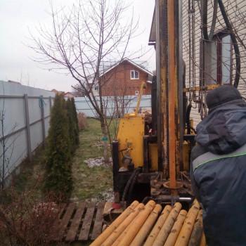 Бурение малогабаритной установкой в Домодедово
