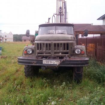 Бурение скважины в КП Бакеевка-2