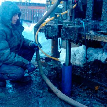 Бурение скважин в ПГТ Черкизово