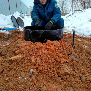 Бурение и обустройство скважины в д. Иваньково