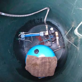 Обустройство скважины в СНТ Лохино-Вилс