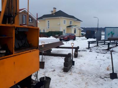 Бурение и обустройство скважины, монтаж септика в Пестово-Семеновское