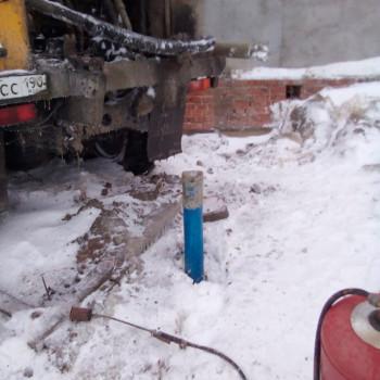 Бурение скважины в г. Сергиев Посад