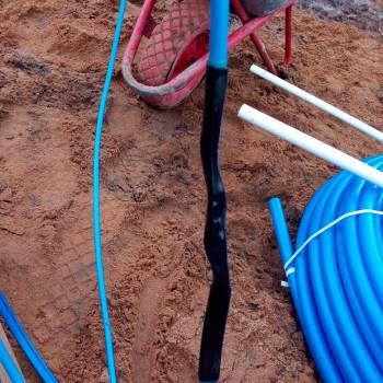 Скважина под ключ в СНТ Ладога