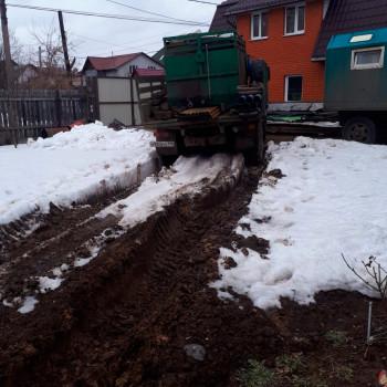 Бурение скважины в квартале Старбеево