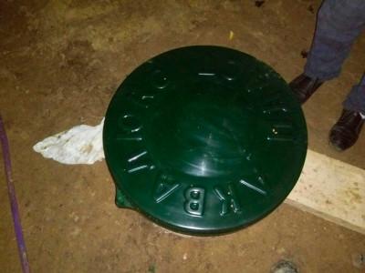 Обустройство скважины с пластиковым кессоном