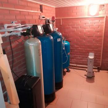 Сервисное обслуживание водоочистки Загорские Дали