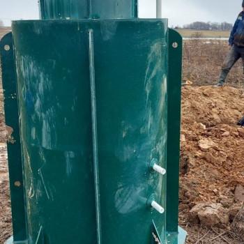 Скважина на воду под ключ в Рузском районе (д. Гомнино)