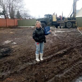 Бурение скважины на воду в селе Иславское
