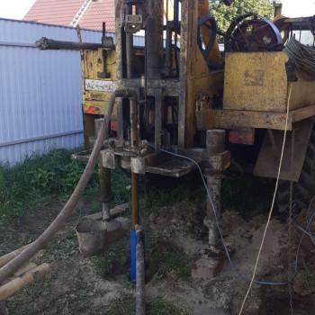 Скважина на песок в Чехове — бурение и обустройство