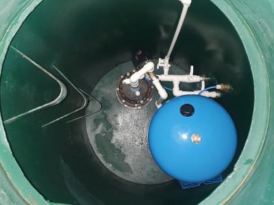 Скважина на воду в городе Калязин