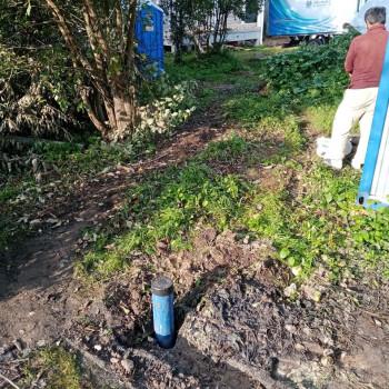 Бурение скважины на песок в Одинцово (СНТ Конник)