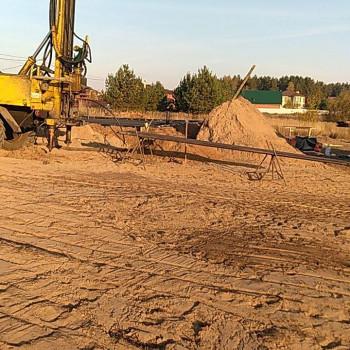 Бурение артезианской скважины в Раменском районе (СНТ «Малиновка»)