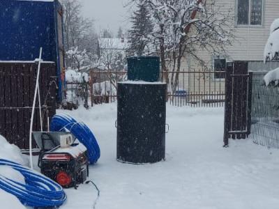 Обустройство скважины в Одинцово