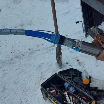 Обустройство скважины в Одинцовском районе (СНТ Меркурий-2)
