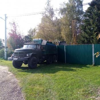 Артезианская скважина под ключ в Домодедово: бурение и обустройство