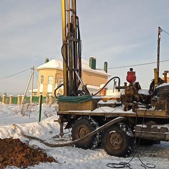 Бурение скважины на глубокий песок в Сергиевом Посаде