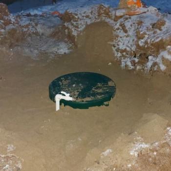 Скважина на воду в поселении Первомайском