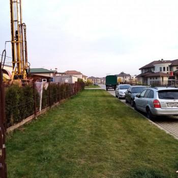Бурение артезианской скважины в Истринском районе