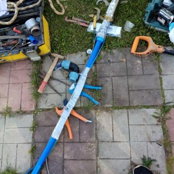 Бурение и обустройство скважины в Псарево