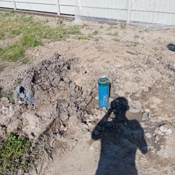 Артезианская скважина в городе Раменское