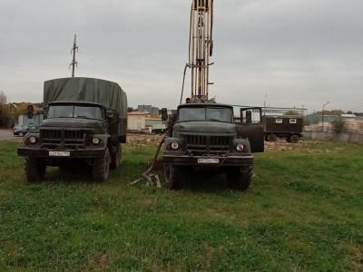 Бурение и обустройство скважины в Щербинке