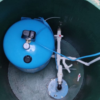 Обустройство скважины на воду в Талдоме