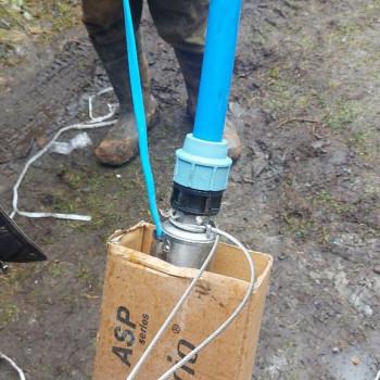 Скважина на воду под ключ в Лыткарино
