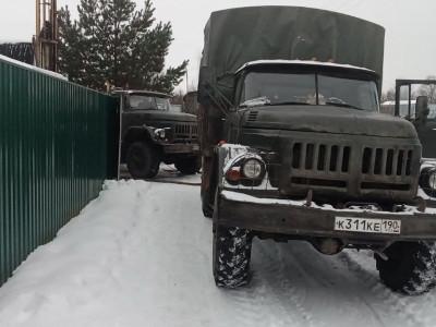 Бурение скважины на воду в деревне Васюково