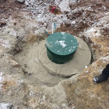 Скважина на воду в поселении Сосенское