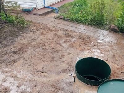 Скважина на воду в СНТ «Зеленый Уголок»