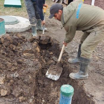 Бурение и обустройство скважины в Люберцах (СНТ Зенино)