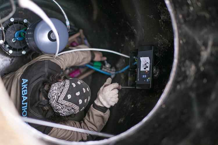 сервисное обслуживание скважины на воду