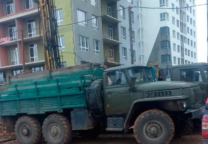Буровая установка УРБ-2 А2